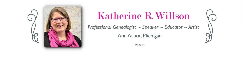 Presentation Topics – Katherine R  Willson